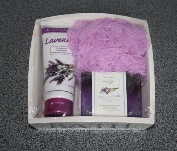 Marilene Lavender Giftset hout