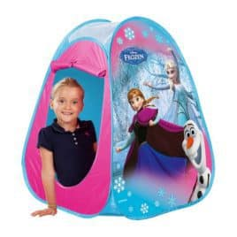 frozen popup play tent