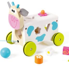 scratch activity wagon koe marie groot