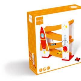 Scratch autobaan raket box