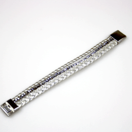 Armband Zilver Parels 2