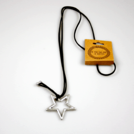 Ketting Star Zilver