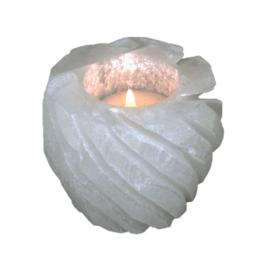 Sfeerlicht Seleniet Divine Lotus