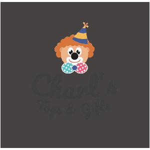 Charl's Toys logo