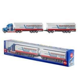 2001167-1-Siku 1806 Vrachtwagen Combi 1 87