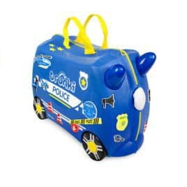 Trunki Ride On Police kind zijaanzicht