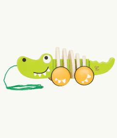 Hape_E0348_hape-speelgoed-walk-a-long-crocodile-e0348
