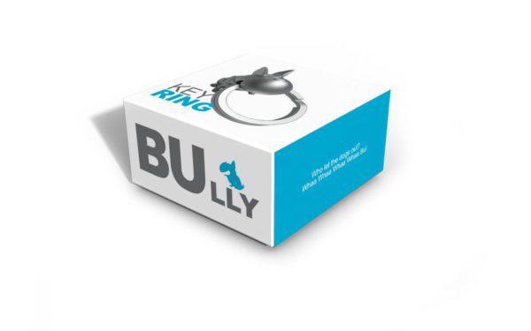 mtm923 sleutelhanger hond bully box