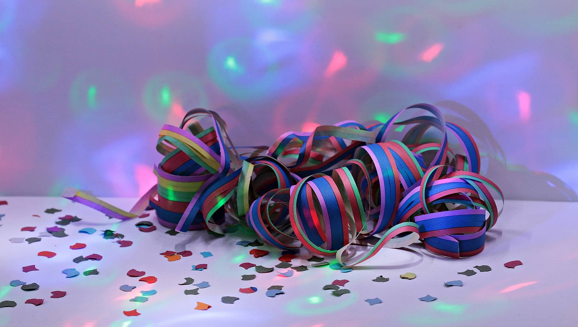 carnaval vieren slinger